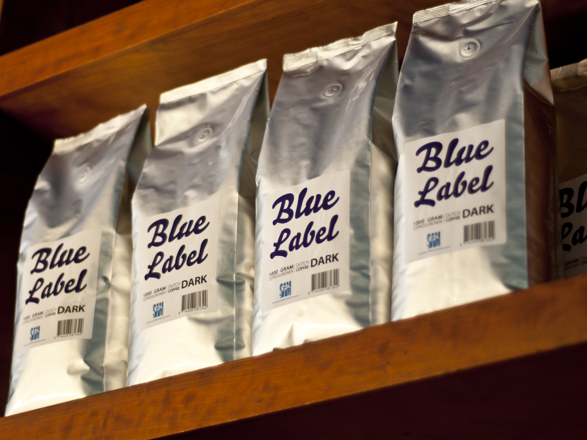 Blue Label Espresso bestellen?
